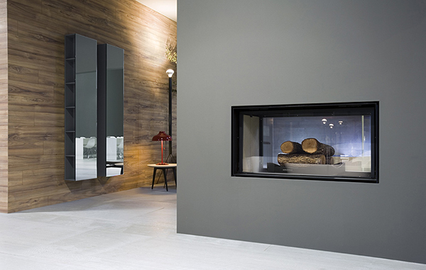 Gorgeous Modern Fireplaces From Antonio Lupi Home Design