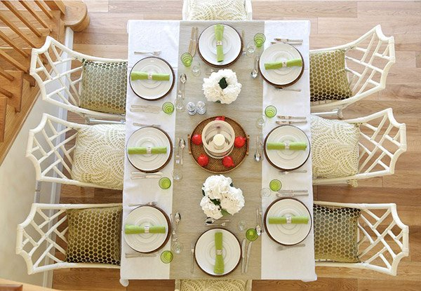 Robertson Lindsey Interiors & 20 Fine Dining Table Setup | Home Design Lover