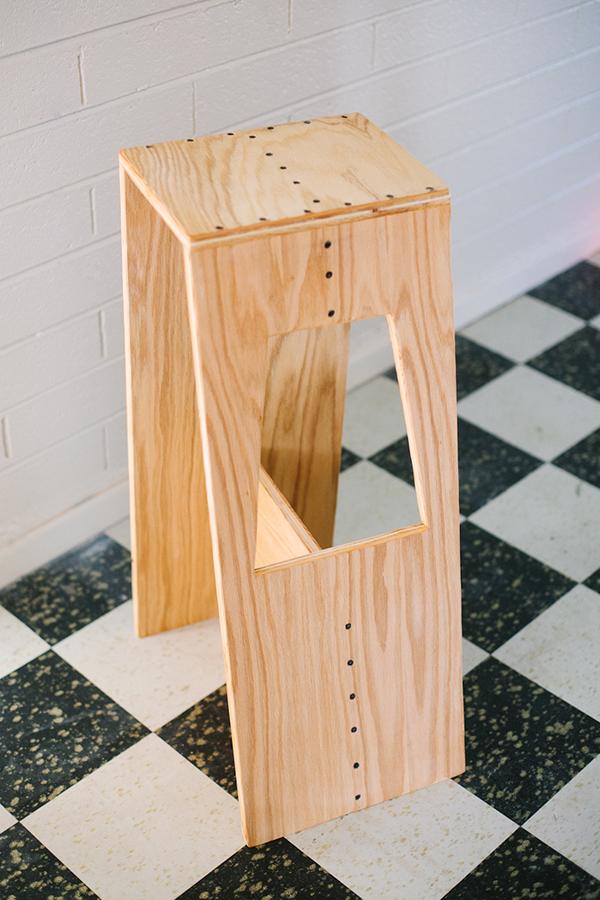 Modern Stool design