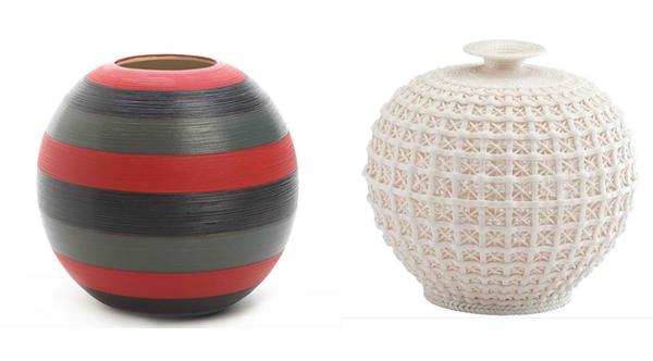 Round Vases