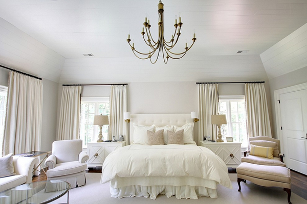White Bed Skirts