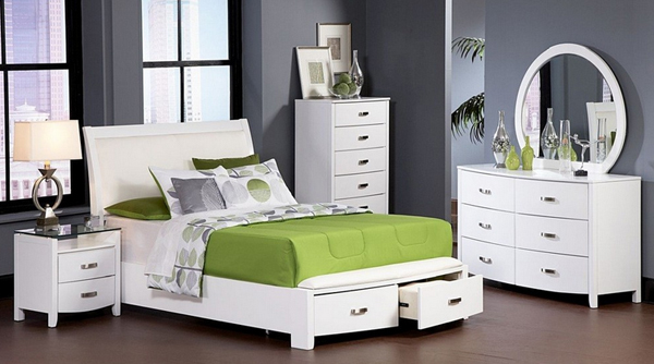 California King Beds design