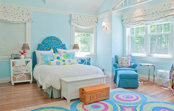Girls Bedroom Lounge