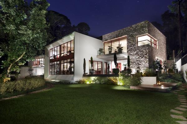 Chinkara House
