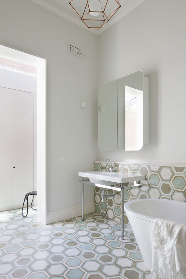 Fresh And Stylish Fashion Of The St Kilda East House In