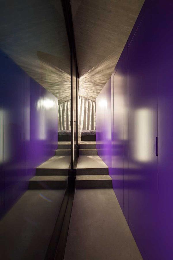 violet cabinet