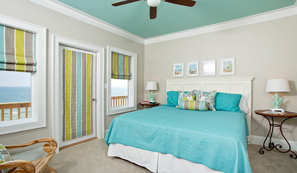 Paint Colors That Make A Room Look Bigger 10 smart tips on how to paint your ceiling | home design lover