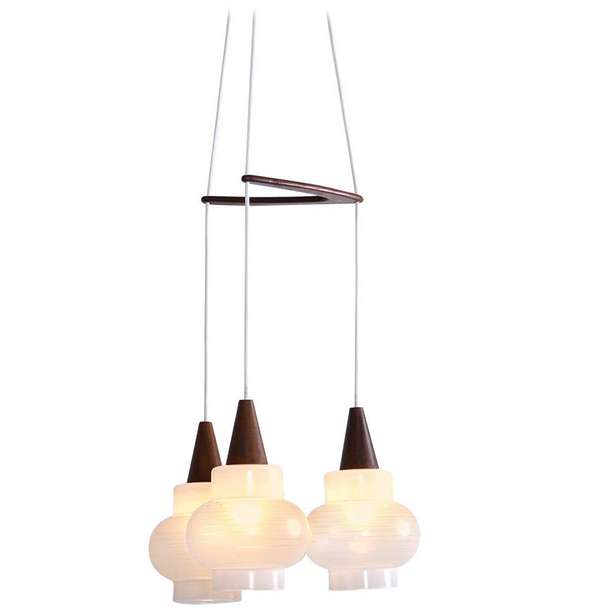 Glass Shade Pendant Lamp