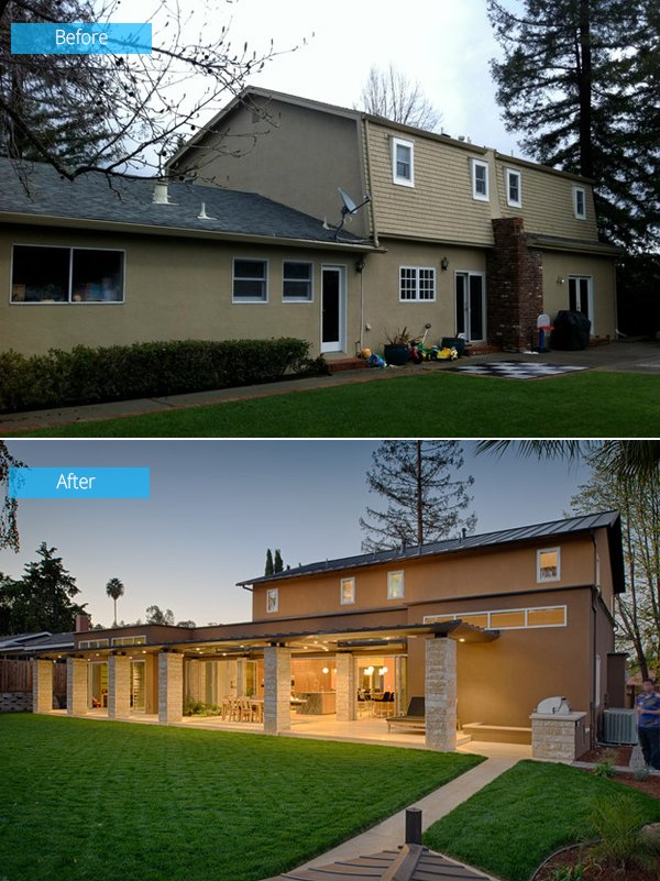 Before and After: Old House Turns Into a Kid-Friendly ...
