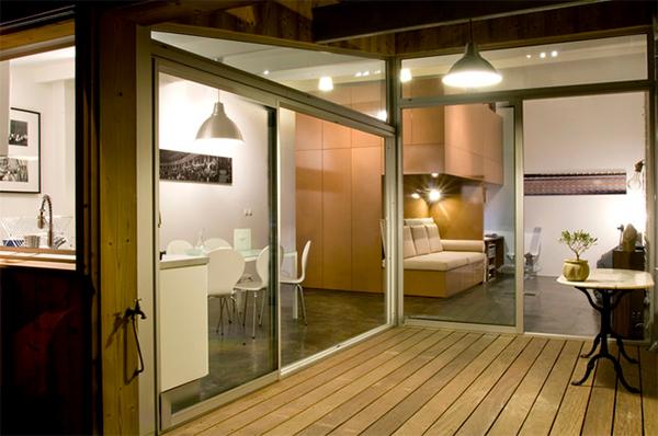 Garage to Modern Home
