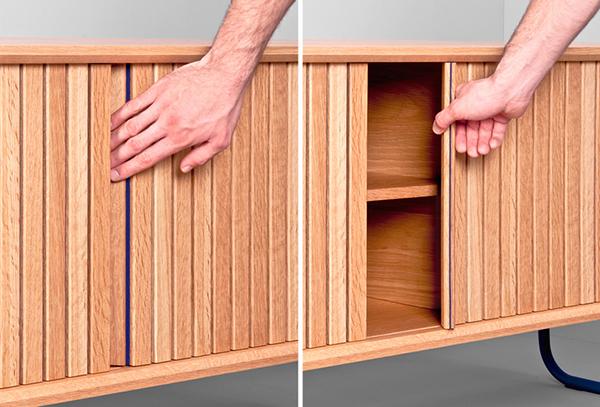 Loop sideboard
