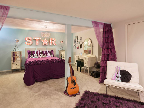 Rock Star Room