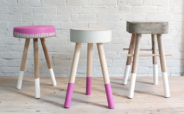 Bucket Stool furniture