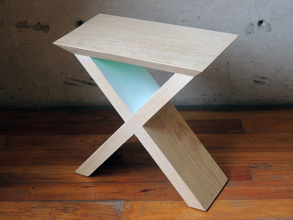 X legs stool