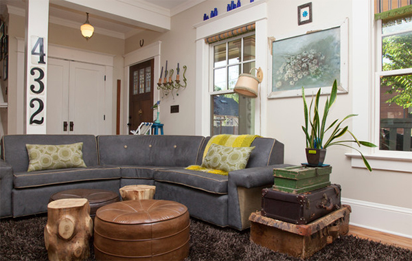 Before and After: The Reuse Everything Experiment of a House Renovation in Oregon
