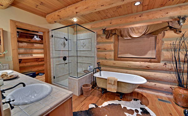 20 Interesting Western Bathroom Decors