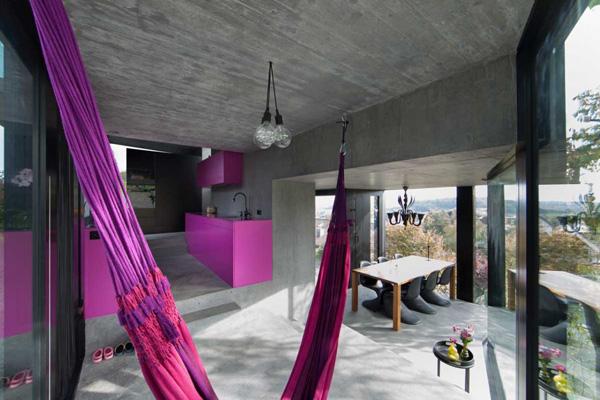 pink palette room