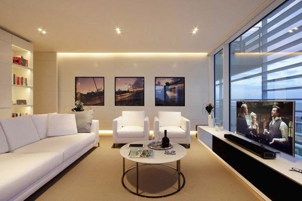 Cozy And Splendid Style Of The Beach Boiserie In Lido Di Jesolo Italy Home Design Lover