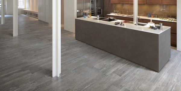 wood combines - Contemporary Kitchen Floors