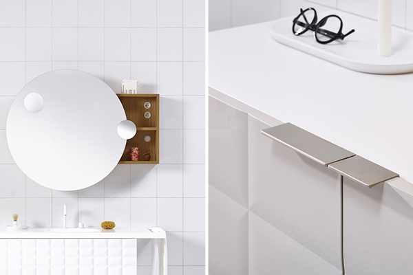 Bathroom System Collection