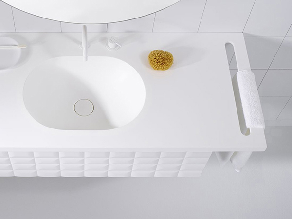 Ingrid bathroom modular system