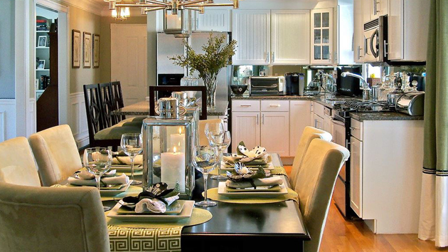 & 20 Fine Dining Table Setup | Home Design Lover
