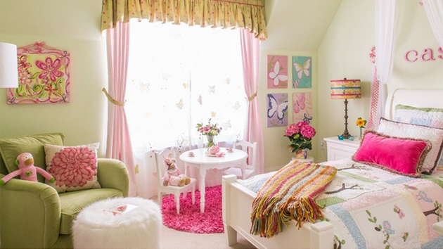 20 Examples of Girls Bedroom Lounge You\'d Die For | Home ...