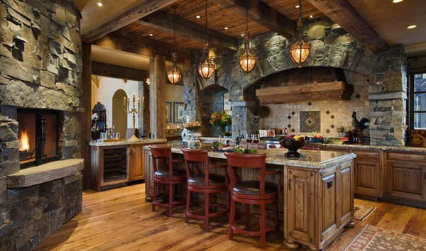 24 Beautiful Western Kitchen Decor | Home Design Lover