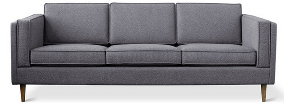 Simple Plain Sofas