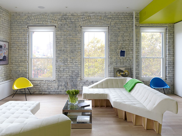 A Refreshing New York Apartment With Hints of Modern and ...
