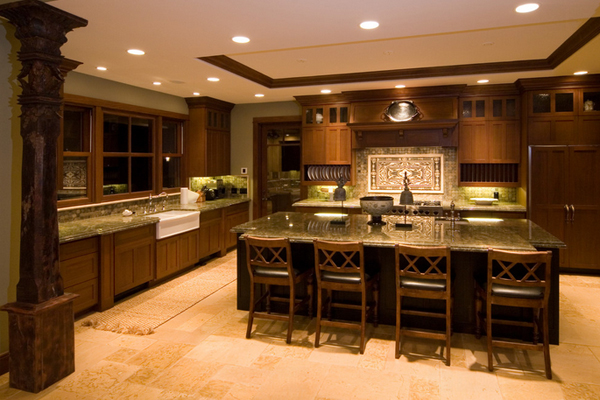 Hawaiian Kitchen Designs
