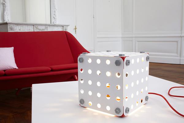 Meccano Metal Modules Furniture