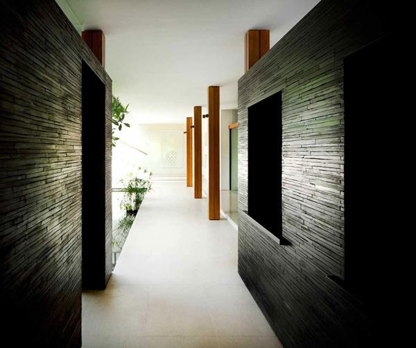 hallway outdoor