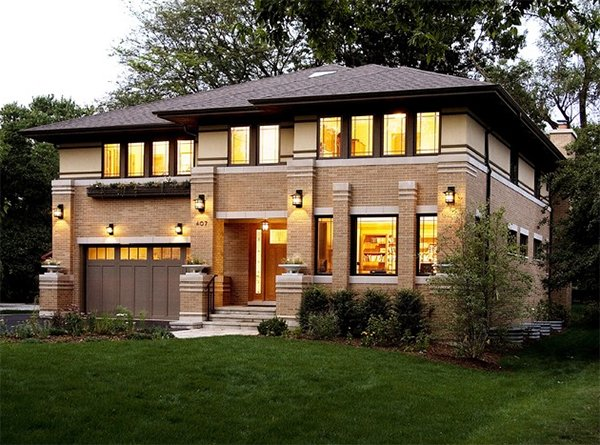 Hill Avenue Residence