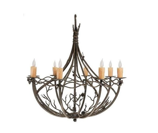 Chandelier Candle Cover