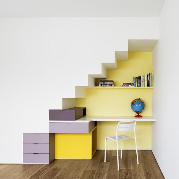 yellow study area