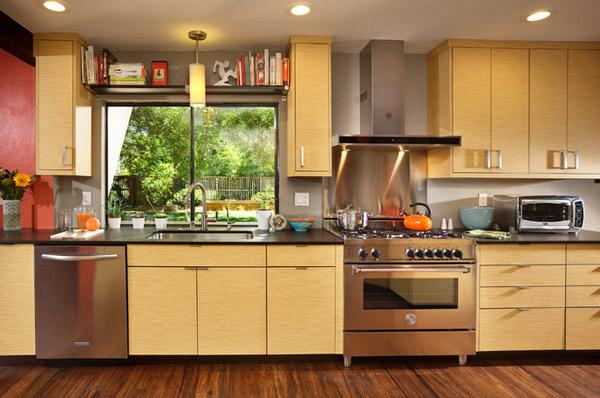 Eco Kitchen Design Ideas ~ Contemporary eco friendly kitchen designs home design