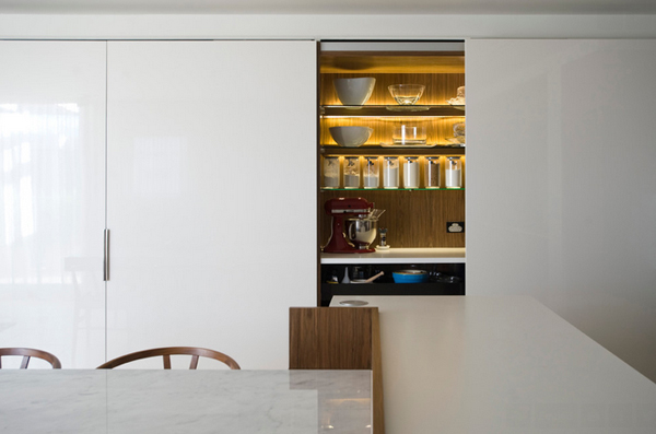 appliance cabinet design