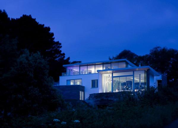 night house light
