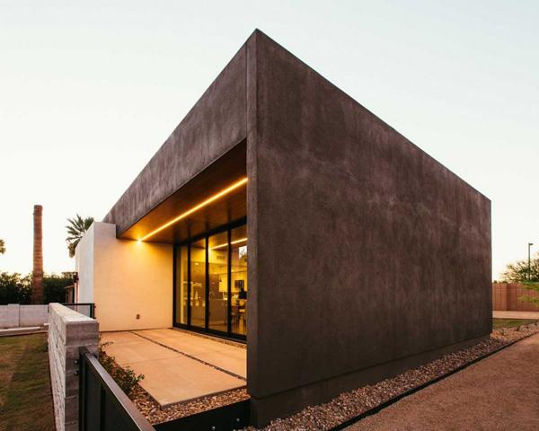 exterior modern design