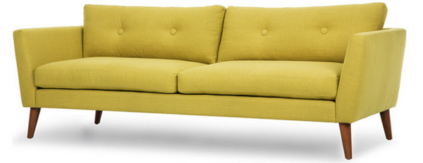 20 Simple Plain Sofas : Furniture Upholstery | Home Design Lover
