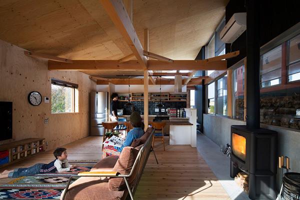 interior wood materials