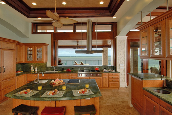 20 oh lala hawaiian kitchen designs home design lover - 10x10 kitchen designs with island ...