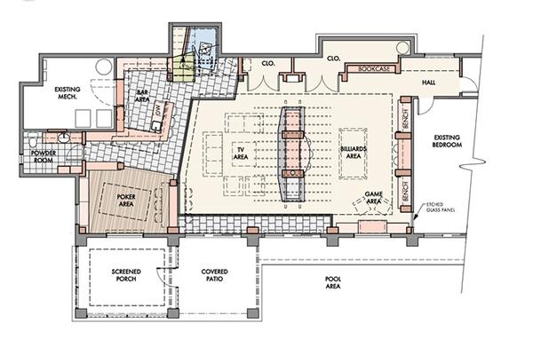 Basement Jalin Design
