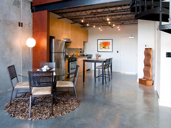 live-work lofts