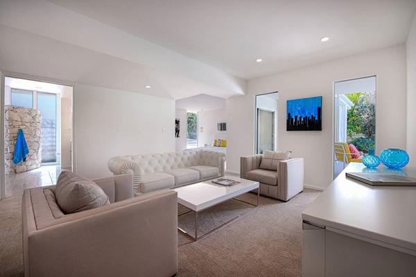 light sofa set