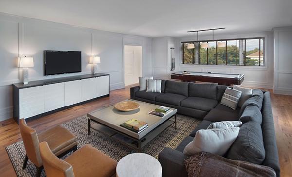 family room design