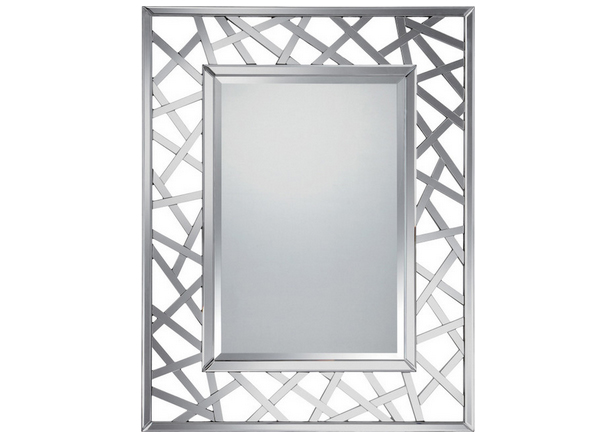 Rectangular Mirror Home Decors