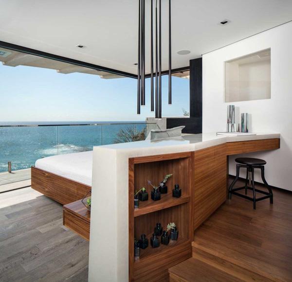 wine bar bedroom