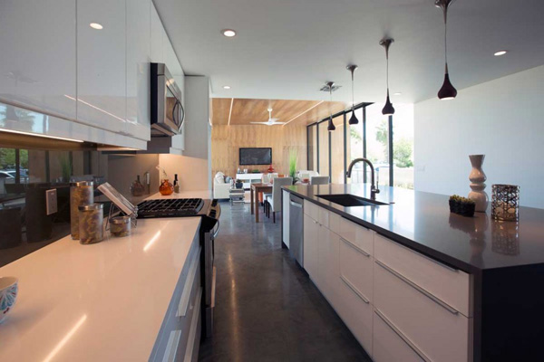 modern kitchen fixtures